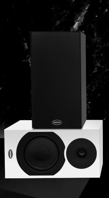 DK5极简主义HI-FI发烧级音箱